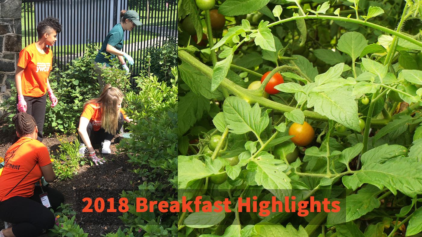 2018 Breakfast Highlights