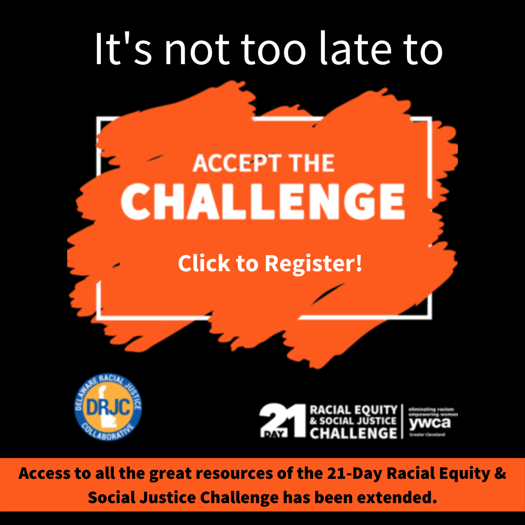 21-Day Racial Equity & Social Justice Challenge
