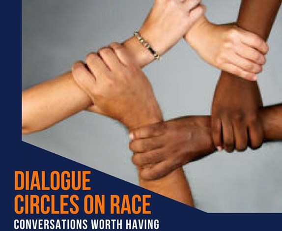 Multicultural Hands - Dialog on Race