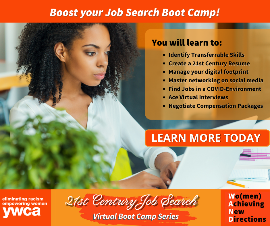 WAND 21st Century Job Search - Virtual Boot Camp Series