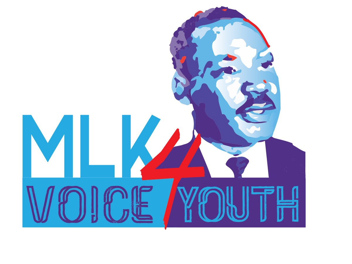 MLK Voice 4 Youth logo