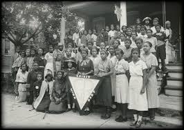 Girl Reserves 1935