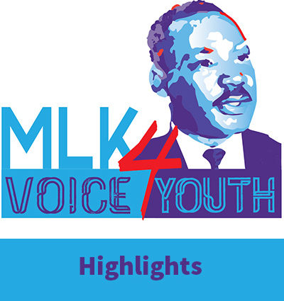 MLK VOICE 4 YOUTH 2020 Highlights