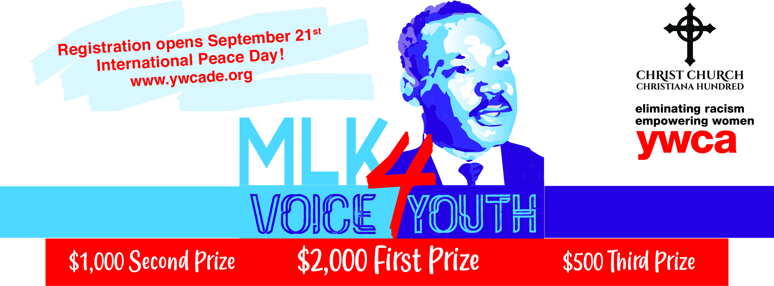 MLK VOICE 4 YOUTH Banner