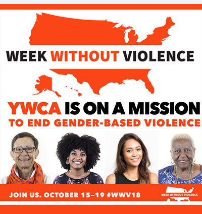Week Without Violence Oct 15 - 19